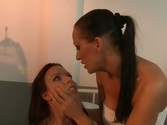 Mandy Bright slut torture a chick in the hospital