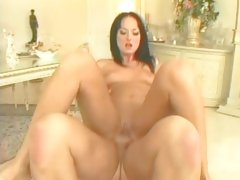 scorching Melissa Lauren enjoys a hard pussy pounding