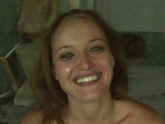 Kathia Nobili babe let man's comings melt on face