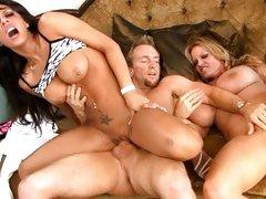 Mya Nicole gets a hard cock pounding wet gash