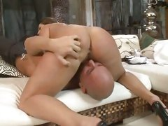 Linda Ray do hard sixty nine with hot bald guy