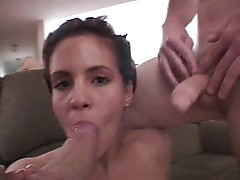 Sucking two cocks is better than one