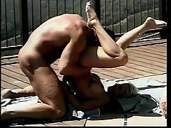 Summer sexcrobatics