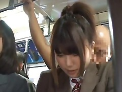 Asian babe has public xxx jav