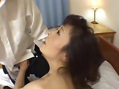 Mature hitomi kurosai gets shaged