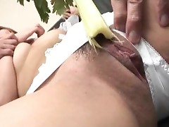 Hibik Ohtsuki has in insane vegetable