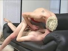 Hot Josh McKenzie and Ariel Cain