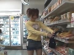 Miku Tanaka Hot Asian doll loves public