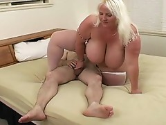 Chunky gets banged giant time plumper ass two