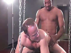 Kamrun, Chis Khol, Buster Sly and Igor gay scene