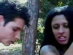 Tatalsoed Kinky Babe and a Horny chap fucked hard