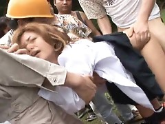 Akane Hotaru Sleaze Asian centerfold gets