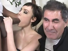 Zoe voss hot sweetheart DO lip service for black rod