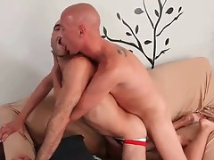 Adam fucks his brothers hot friend