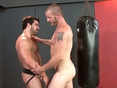 These hot jocks love to suck and fuck