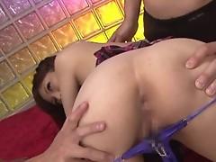 Harumi Asano Asian slut has