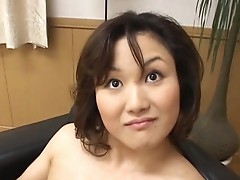 Hot mature Asian donna is awesome for
