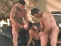 Lustful Slut Jasmine byrne enjoying 2 cock filling her juicy warm holes