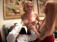 Hardcore fucking and sucking orgie video