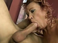 Nasty old doll having banged adorable hard