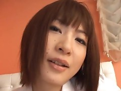 Rin sexy asian babe inside underwear fondles
