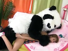 Crazy xxx toy for hot chick