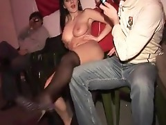 Stripper has down and pleases the chap