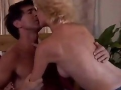 Riding a jock with Beverly Lynne