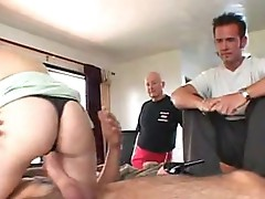 Dirty wife shaft bumped