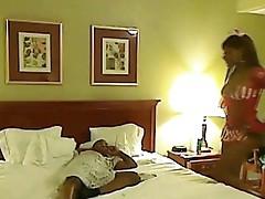 Kayla KO the Naughty Nurse likes the hot hard fuck.