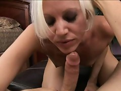 Spicy Blonde moth hole banged