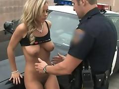 Bree Olson having busted