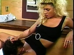 Steamy sexy Samantha Rock hard receives her pleasant pussy licked with all Pleasure