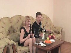Drunken mature old floozy glamorous hard Anal on livecam