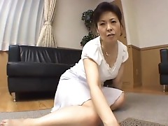 Mature asian hardcore video