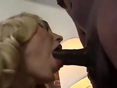 Lily labeau receives anally screwed by her dark lover