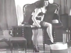 Vintage Fetish hotty