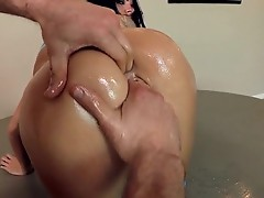 Free porn of young girls getting fucked anal in the ass