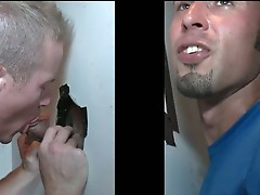 Hot straight guy gets nasty blowjob surprise
