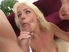 Missy Monroe - flawless Anal fuck for a Blonde beauty
