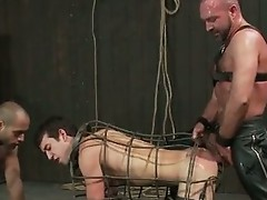 Gay men getting fucked and bound videos