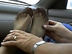 Stocking fetish nude pics