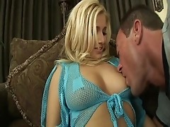 Virgin chick in blue shirt fucks first time at cam