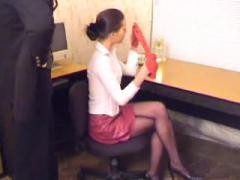 Boss Chloroform and Rape her Secretary in Office