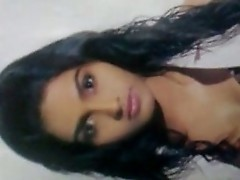 Indian jerking on dhansika beauty photo