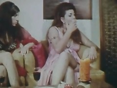Vintage Gold Special Edition Girls Only 2 Scene 9 Lesbian Scene