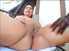 Bubblicious latina gets fucked by BBC