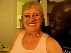 granny wants some black cock