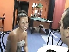 Spanish Noemi Jolie gloryhole