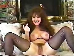 Vintage Hairy Amateur Scene